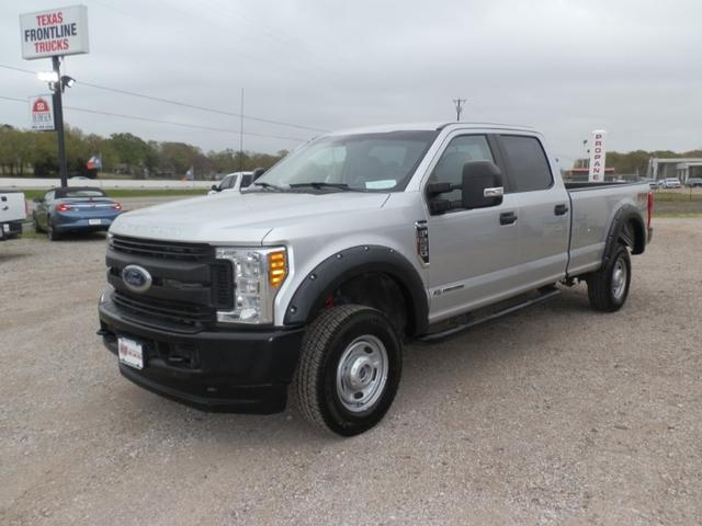 2017 Ford Super Duty F-250 CREW CAB 4X4 at Texas Frontline Trucks in Canton TX