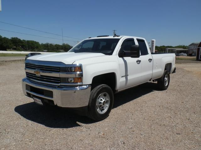2017 Chevrolet Silverado 2500HD 4X4 Double Cab at Texas Frontline Trucks in Canton TX
