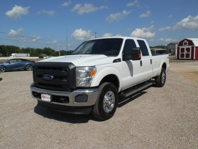 2015 Ford Super Duty F-250 SRW CREW CAB 4X4 at Texas Frontline Trucks in Canton TX