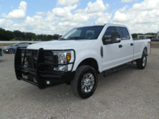 2018 Ford Super Duty F-250 SRW CREW CAB 4X4 at Texas Frontline Trucks in Canton TX