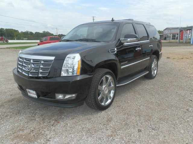 2011 Cadillac Escalade Luxury at Texas Frontline Trucks in Canton TX
