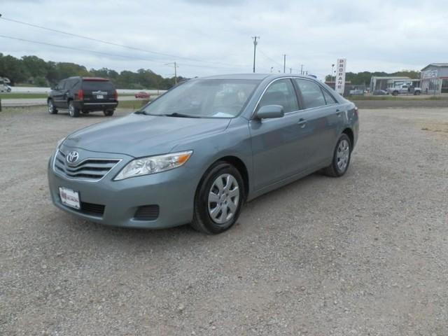 2010 Toyota Camry LE at Texas Frontline Trucks in Canton TX