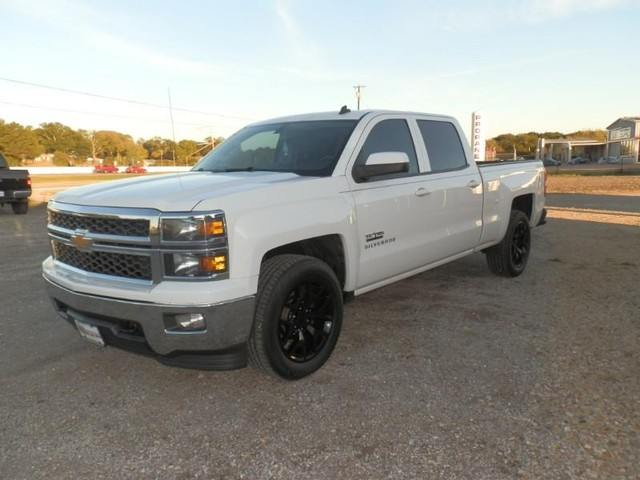 2014 Chevrolet Silverado 1500 CREW CAB LT 4X4 at Texas Frontline Trucks in Canton TX