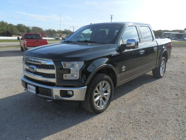 2015 Ford F-150 CREW CAB KING RANCH at Texas Frontline Trucks in Canton TX