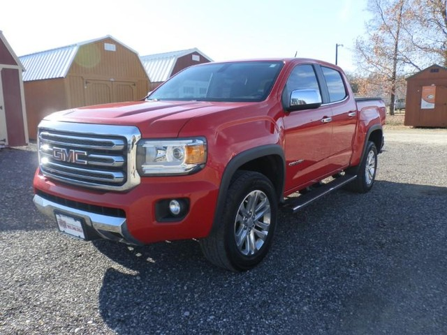2015 GMC Canyon SLT 4X4 at Texas Frontline Trucks in Canton TX