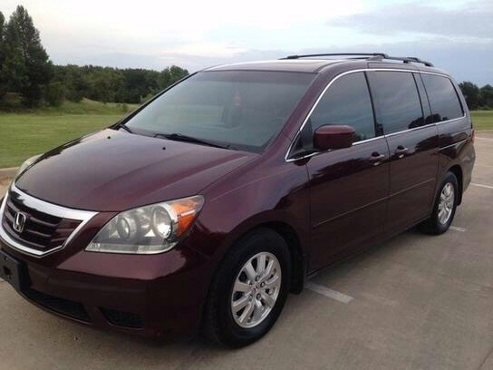 2008 Honda Odyssey EX-L at Texas Topline Motors in Dallas TX