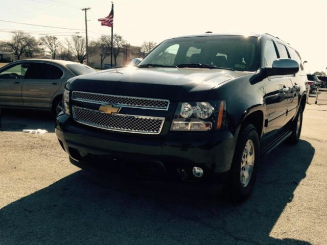 2013 Chevrolet Suburban LT at Texas Topline Motors in Dallas TX