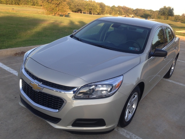 2015 Chevrolet Malibu LS at Texas Topline Motors in Dallas TX