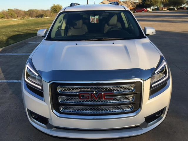 2016 GMC Acadia SLT at Texas Topline Motors in Dallas TX