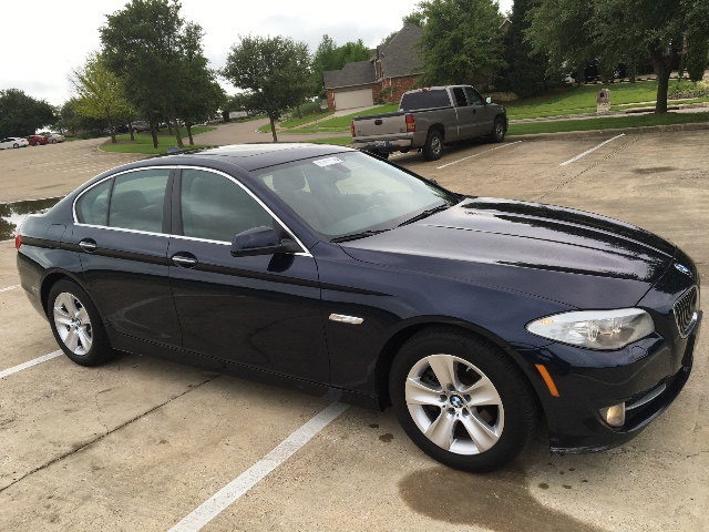 2013 BMW 5 Series 528i xDrive at Texas Topline Motors in Dallas TX