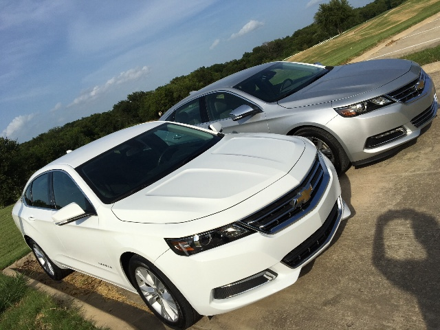 2015 Chevrolet Impala LT at Texas Topline Motors in Dallas TX
