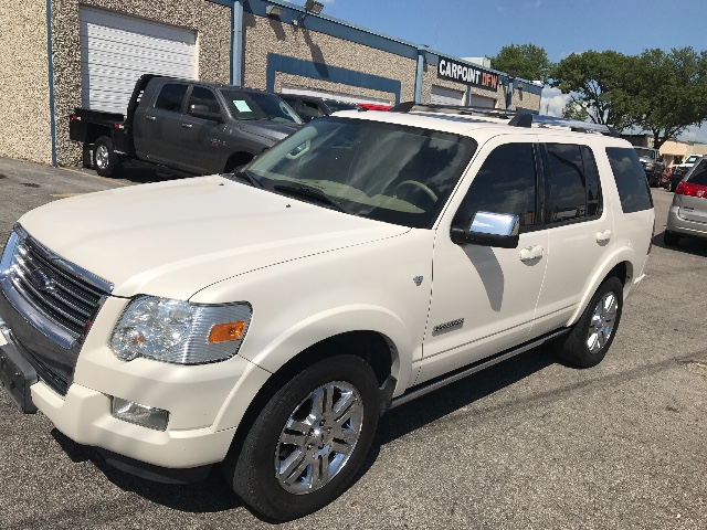 2008 Ford Explorer Limited at Texas Topline Motors in Dallas TX