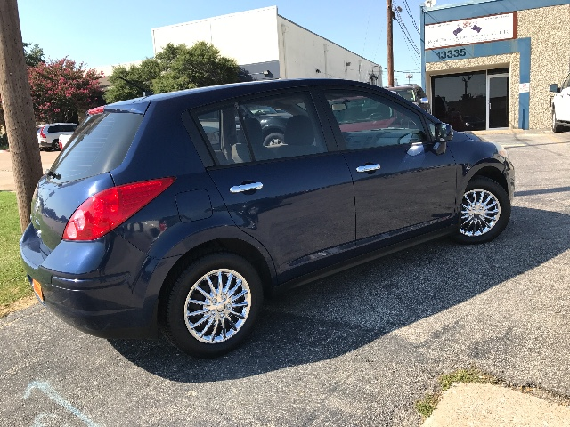 2008 Nissan Versa 1.8 S at Texas Topline Motors in Dallas TX