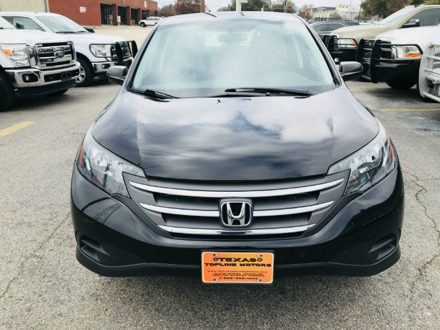 2014 Honda CR-V LX at Texas Topline Motors in Dallas TX