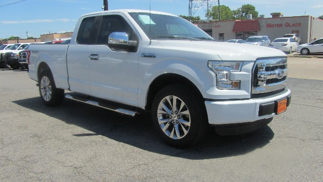2015 Ford F-150 2WD XL SuperCab at Texas Topline Motors in Dallas TX
