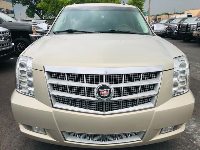 2011 Cadillac Escalade Platinum Edition at Texas Topline Motors in Dallas TX