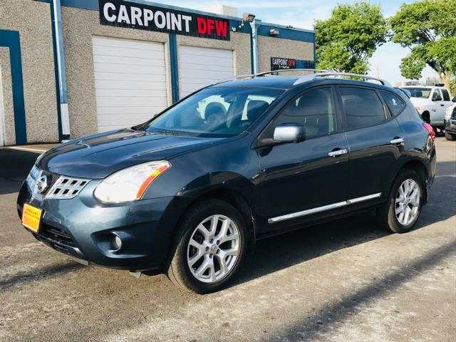 2012 Nissan Rogue SL at Texas Topline Motors in Dallas TX