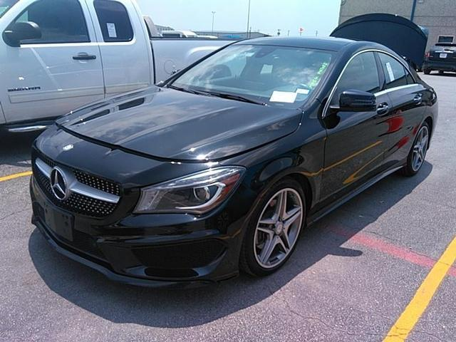 2015 Mercedes-Benz CLA-Class CLA 250 at Texas Topline Motors in Dallas TX