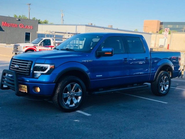 Ford F-150 4WD FX4 SuperCrew - Dallas TX