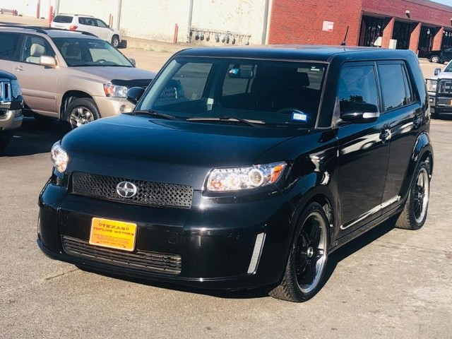 2008 Scion xB 5dr Wgn (Natl) at Texas Topline Motors in Dallas TX