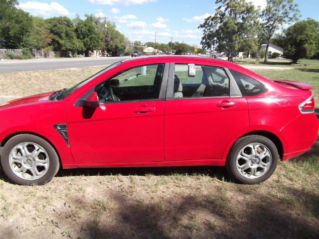 2008 Ford Focus Sedan SES at Texas Trucks in Kerrville TX