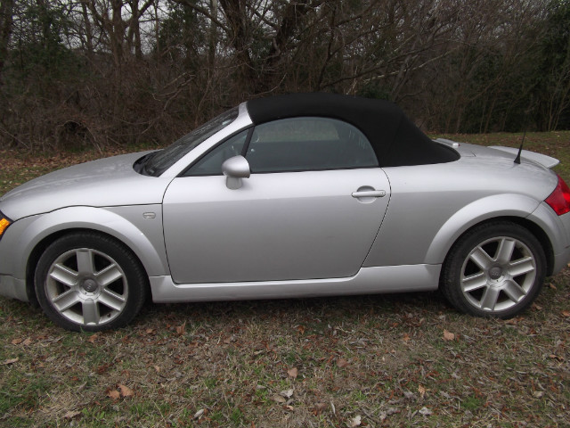 2004 Audi TT 2dr Roadster Auto at Texas Trucks in Kerrville TX