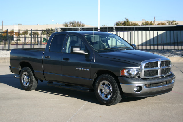 2003 Dodge Ram 2500 SLT CUMMINS at USB Investments in Carrollton TX