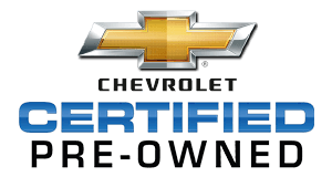 CHEVROLET Certified Vehicle