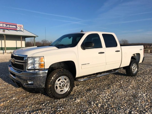 2014 Chevrolet Silverado 2500HD 4WD LT Crew Cab at 61 Sales in Troy MO