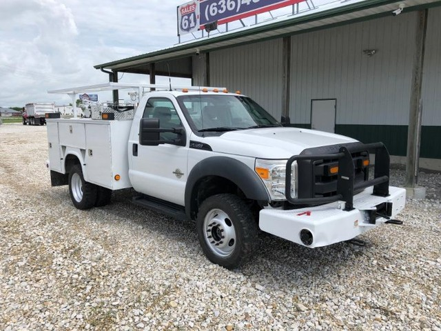 2012 Ford Super Duty F-550 DRW XL at 61 Sales in Troy MO