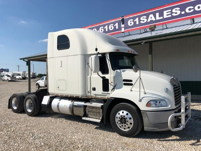 2011 Mack CXU613 Sleeper at 61 Sales in Troy MO