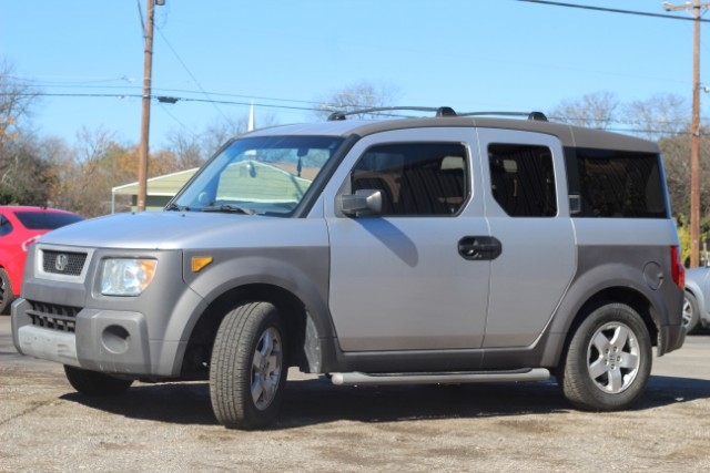 more details - honda element