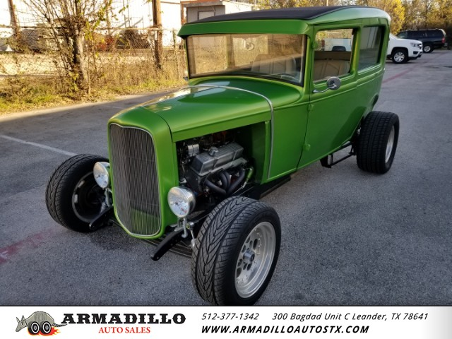 The 1931 Ford Model A   photos