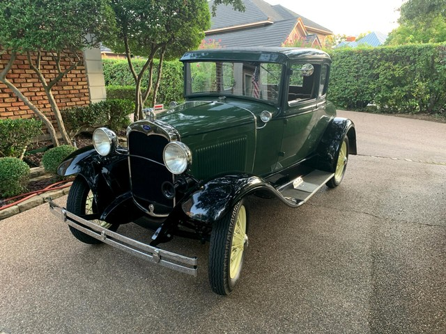 more details - ford model a