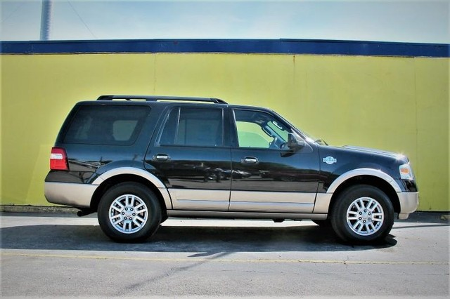 Ford Expedition King Ranch - 2012 Ford Expedition King Ranch - 2012 Ford King Ranch