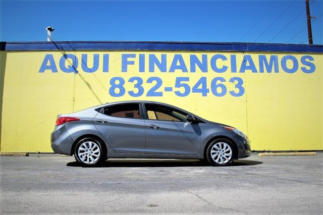 2013 Hyundai Elantra GLS at Auto Credit in Austin TX