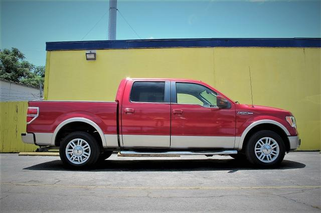Ford F-150 2WD Lariat SuperCrew - 2010 Ford F-150 2WD Lariat SuperCrew - 2010 Ford 2WD Lariat SuperCrew