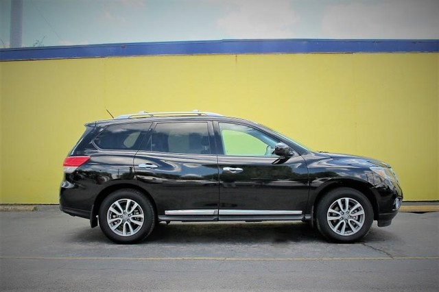 2013 Nissan Pathfinder SL at Auto Credit in Austin TX