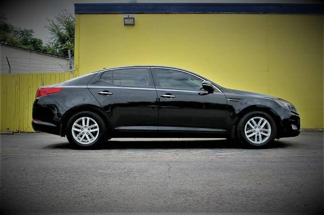 2013 Kia Optima LX at Auto Credit in Austin TX