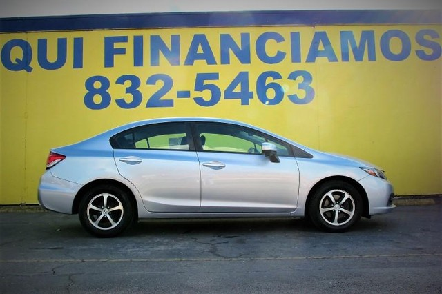 2015 Honda Civic Sedan SE at Auto Credit in Austin TX