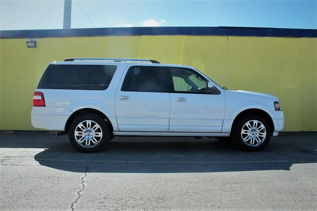 Ford Expedition EL Limited - 2011 Ford Expedition EL Limited - 2011 Ford Limited