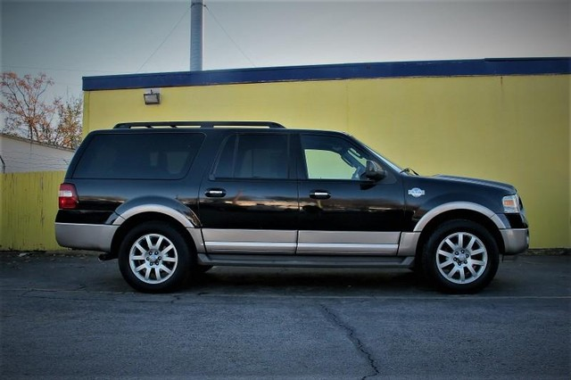 Ford Expedition EL King Ranch - 2011 Ford Expedition EL King Ranch - 2011 Ford King Ranch