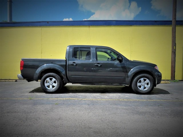 2012 Nissan Frontier SV at Auto Credit in Austin TX