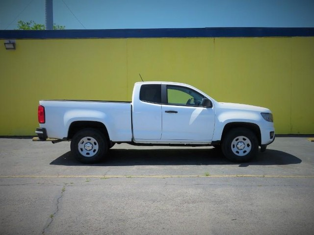 2015 Chevrolet Colorado 2WD Work Truck Ext Cab at Auto Credit in Austin TX