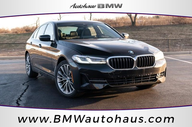 2021 BMW 5 Series 530i xDrive at Autohaus BMW in St. Louis MO