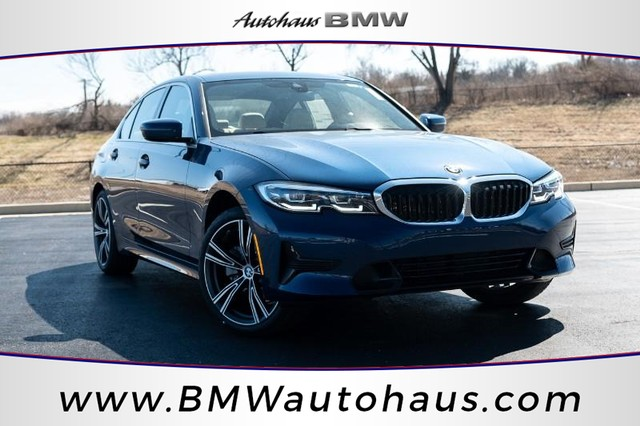 2021 BMW 3 Series 330i xDrive at Autohaus BMW in St. Louis MO