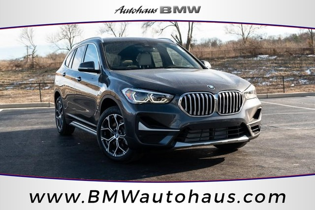 2021 BMW X1 xDrive28i at Autohaus BMW in St. Louis MO