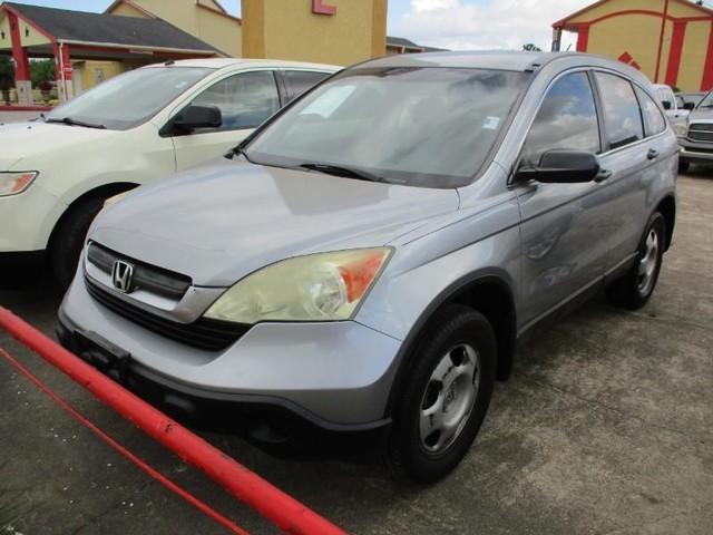 The 2008 Honda CR-V LX photos