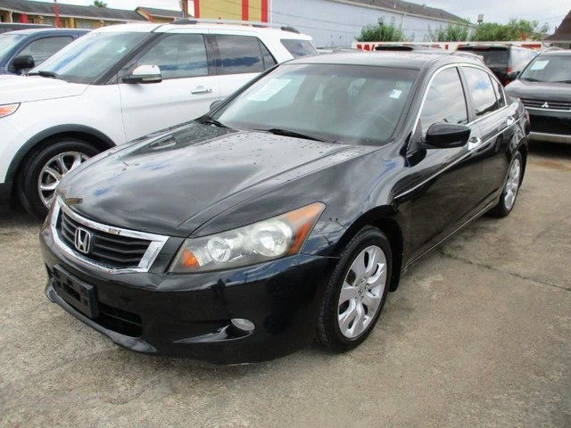 more details - honda accord sedan