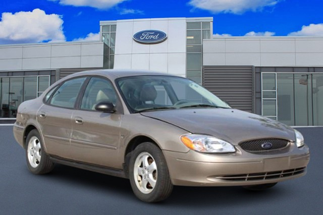 more details - ford taurus